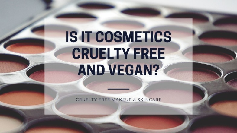 Is IT Cosmetics cruelty free and vegan featured image