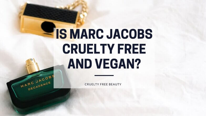 Is Marc Jacobs Cruelty Free and Vegan featured image